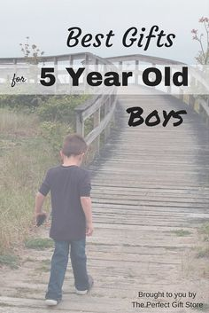 Find the best gifts for 5 year old boys at Best Gifts Top Toys - the Perfect Gifts all the time!