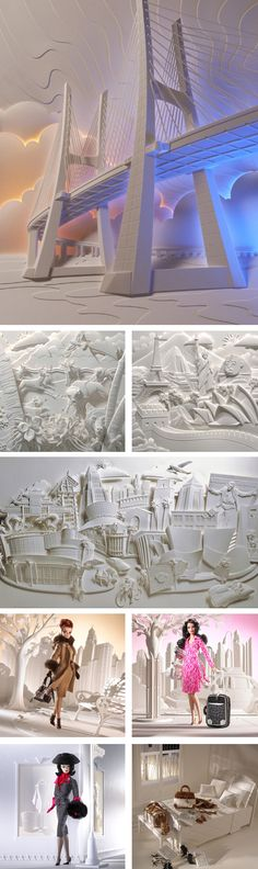 extreme paper cuts