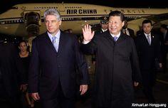 Cuba espera más inversión de China en el país