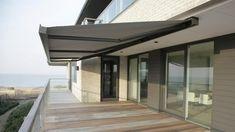 Zonwering zonneluifel / Store banne extérieur | Brustor