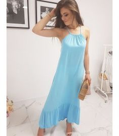 šaty - Kokain Summer Dresses, Fashion, Moda, Summer Sundresses, Fashion Styles, Fashion Illustrations, Summer Clothing, Summertime Outfits, Summer Outfit