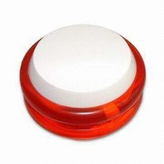 Plastic Yo-yo Toy with Large Space for Logo, Ideal for Promotional Purposes