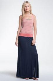 Stem Stem Stripes & Solids Maxi Dress - $39.90