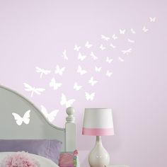 Glow Butterflies and Dragonflies Wall Stickers - $23.35 : Bellas Little Ones Australia, Ergo Baby Carrier Nursery Wall Stickers Nursery Wall Decals Kids Manduca Baby Carrier Australia Baby Slings Wall Decals for Baby Kids Nursery and Children. Australia
