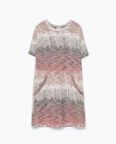 Image 6 of KNIT DRESS from Zara
