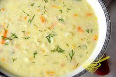 Soup Recipes, Diet Recipes, Recipies, Cooking Recipes, Healthy Recipes, Polish Recipes, Cheeseburger Chowder, Allrecipes, Grilling