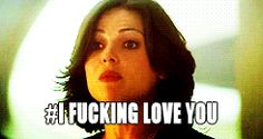 When I first saw Lana Parrilla <3