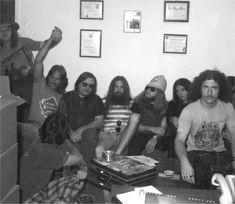 Lynyrd Skynyrd Early Days, Ed's in this pic, I just love it. Sound Of Music, Kinds Of Music, Music Love, My Music, Gary Rossington, Allen Collins, Lynyrd Skynyrd, Friedrich Nietzsche, Great Bands