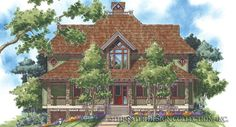 """The """"Wolf Summit"""" mountain house home plan l Sater Design Collection l Luxury House Plans Coastal House Plans, Luxury House Plans, Coastal Cottage, Mountain House Plans, Mountain Homes, Summit Mountain, Two Story House Plans, Two Story Homes, Custom Home Plans"""