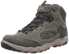 Ecco Women's Ulterra Mid GTX Hiking Boot Waterpoof Climate control Dry * Find out more about the great product at the image link.