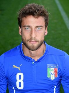 Pin for Later: The 19 Hottest Players in the World Cup Claudio Marchisio, Italy