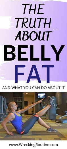 Belly Fat - The truth that will help you lose your belly fat. Tips from a pro on how to lose belly fat and why that can help you live longer. Why belly fat is bad and what you can do about it. #bellyfat #workout #wreckingroutine Lifting Workouts, Strength Training Workouts, Easy Weight Loss Tips, Weight Loss Goals, Health Programs, Start Losing Weight, Health Challenge, Health Goals, Nutrition Tips