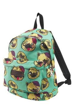Smiles - Backpack - Drop Dead Clothing Co. - $45.00  THIS IS A MUST HAVE.  Gotta support the Drop Dead Apparel.