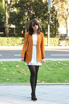 clean, hem and blazer length