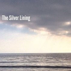 A #beautiful end to a #family day was #TheSilverLining at the ocean in #SantaBarbara.