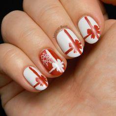 christmas by lacquerbuzz  #nail #nails #nailart