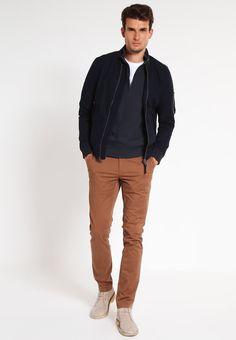 DENTON - Chino - brown