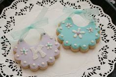 Cookies with Character: Welcome Baby!