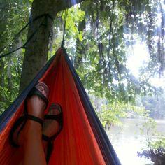 Prairie Creek Camping #treklight | via .@pambergm