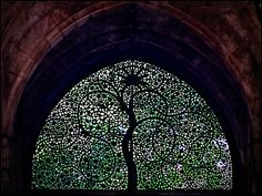 The Sidi Saiyyed Mosque, built in 1573, is one of the most famous mosques of Ahmedabad city.