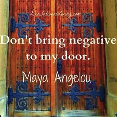 Maya Angelou.   #quote   For more quotes and jokes, check out my FB page:  https://www.facebook.com/ChanceofSarcasm