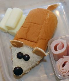 School Lunch Ideas.  So adorable.  I would be the coolest mom at lunch time!!!