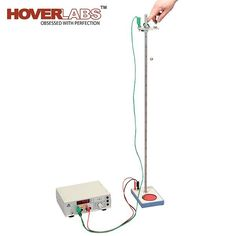 Hoverlabs is a leading free fall apparatus manufacturer, exporter and supplier in India that offering a high quality of free fall apparatus- complete including timer with all accessories. We use quality tested superior material and advanced technology to manufacture free fall apparatus- complete including timer with all accessories.