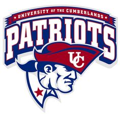 Patriots, University of the Cumberlands (Williamsburg, Kentucky), Div I, Mid-South Conference #Patriots #Williamsburg #NAIA (L11700)