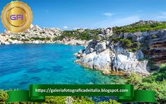 Largas y estrechas ensenadas, rocas de granito e islas caracterizan la región de Gallura. Costa, Snorkel, Magdalena, Santa Teresa, Water, Outdoor, Granite, Underwater, Calla Lilies