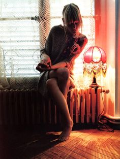 Kirsten Owen by Corinne Day