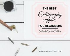 Learn 5 ways to letter October to help you improve your lettering skills. Plus get access to a Free Lettering Practice sheet! Calligraphy For Beginners Worksheets, Calligraphy Worksheet, Brush Pen Calligraphy, Calligraphy Supplies, Calligraphy Paper, Calligraphy Tutorial, Calligraphy Practice, Modern Calligraphy, Calligraphy Handwriting