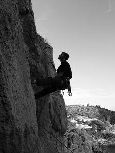 Climbing, El chorro