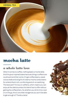 A deliciously creamy java-spiked blend of mocha bean candy and sweet cocoa shells.