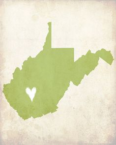 My heart is in West Virginia! www.visitwv.com