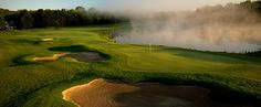Boyne Highlands Golf Course - Harbor Springs, Michigan.