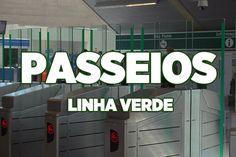32 dicas para aproveitar São Paulo usando apenas a Linha Verde do metrô