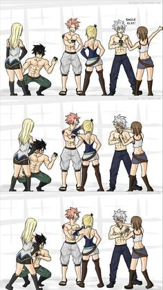 Fairy Tail And Rave Master Fairy Tail Funny, Fairy Tail Art, Fairy Tail Love, Fairy Tail Guild, Fairy Tail Ships, Nalu, Fairytail, Gruvia, Rave Master