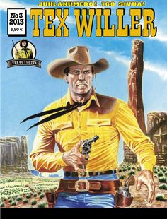 Tex Willer -lehti no 3/2013: Juhlanumero