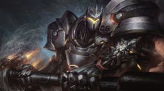 Reinhardt by BillCreative.deviantart.com on @DeviantArt