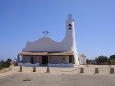 Stella Maris Church, Porto Cervo, Sardinia (Italy)