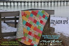 The Long and the Short of It Quilt « Moda Bake Shop
