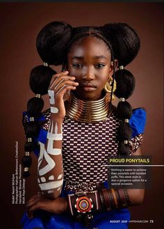 Pictures of People for Drawing Reference Beautiful Black Girl, Black Girl Art, Black Women Art, Black Girls Rock, Black Kids, Black Girl Magic, Black Girls Hairstyles, Afro Hairstyles, School Hairstyles