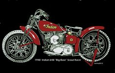 motorcycles+as+art+ | ... a03 category american motorcycle prints tags 40s motorcycles indian