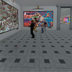 Godfrey Meyer III: Building a World Class Art Gallery in VR