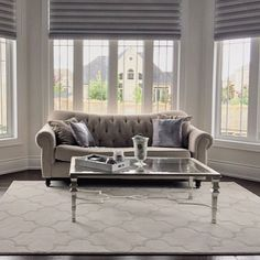 Frank at our Newmarket location outfitted his client's home with a selection of perfectly sized, tone-on-tone Botero and… Transitional Living Rooms, Dining Bench, Area Rugs, Calm, Furniture, Home Decor, Rugs, Decoration Home, Table Bench