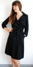 CHARLOTTE TRENCH DRESS #EasyPin