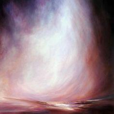 "Saatchi Online Artist Alison Johnson; Painting, ""Enchanted Light"" #art"