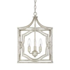 Linden Antique Silver Three Light Lantern Pendant 251 First Lantern Pendant Lighting Ceili