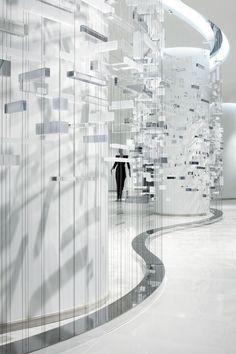 "Hbc ""The Room"", lighting by Inverse Lighting Design Ltd, Toronto - Retailand Retail Design"