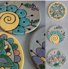 Diy Air Dry Clay, Diy Clay, Clay Crafts, Diy And Crafts, Ceramic Owl, Ceramic Pottery, Pottery Art, Clay Projects, Diy Craft Projects